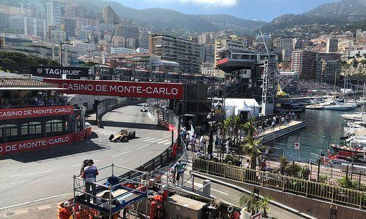 Formel E, Monaco