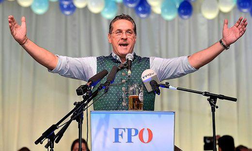 POLITISCHER ASCHERMITTWOCH DER FPOe