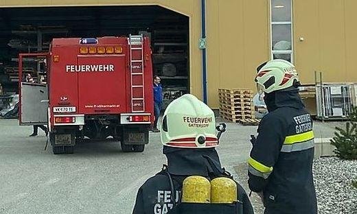 Die Feuerwehren Gattersdorf, Völkermarkt und St. Margarethen ob Töllerberg standen im Einsatz