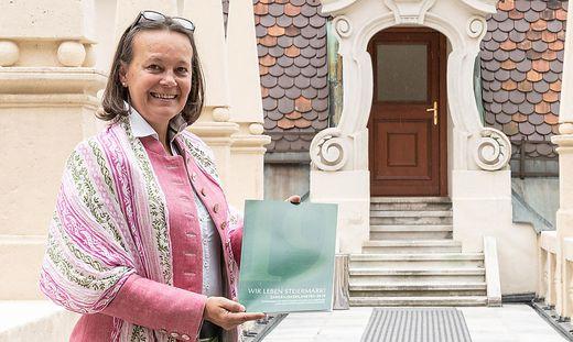 Monika Primas leitet die Volkskultur GmbH seit 2011
