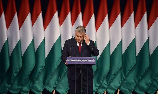 Orban zur Lage der Nation