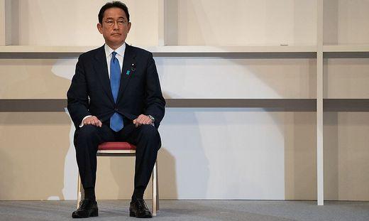 Ex-Außenminister und baldiger neuer Regierungschef Japans: Fumio Kishida