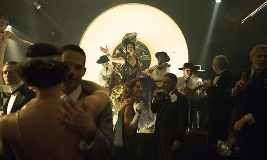 "Szenenbild aus der Serie ""Babylon Berlin"""