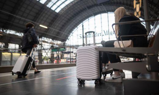 Der Streik wurde auf den Personenverkehr ausgeweitet