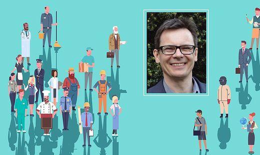 Arbeitsmarkt-Forscher Rene Böheim