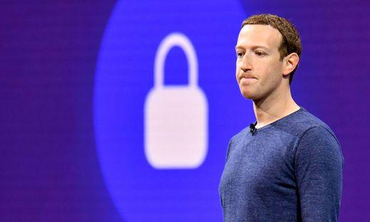 Facebook-Gründer und Milliardär Mark Zuckerberg.
