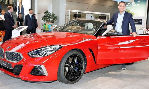 Schickhofer bei BMW
