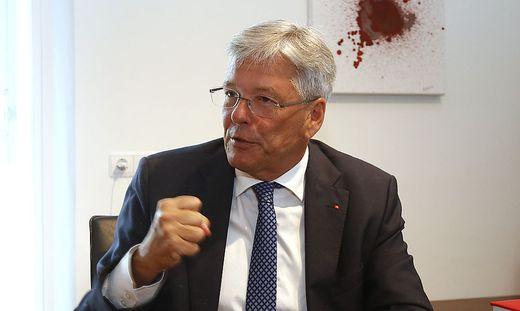 Peter Kaiser fordert von der SPÖ ein, Inhalte verständlicher und nachhaltiger zu vertreten