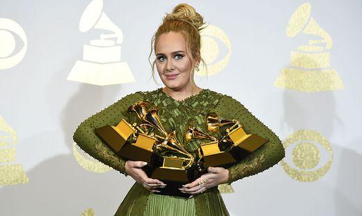 Adele ist wieder zurück