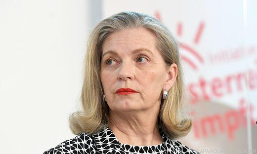Apothekerkammer-Präsidentin Ulrike Mursch-Edlmayr
