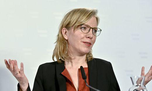 Leonore Gewessler, Umweltministerin (Grüne)