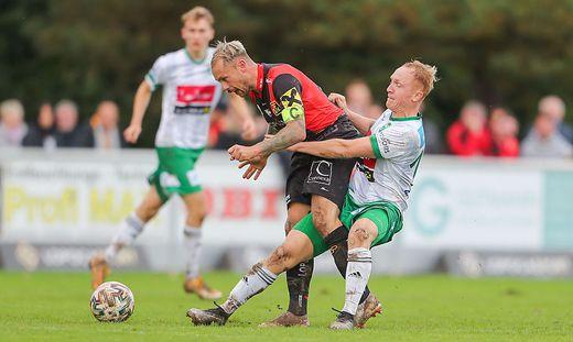 Fuerstenfeld vs. Ilz