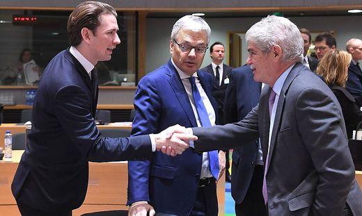 EU-Staaten bringen Verteidigungsunion auf den Weg