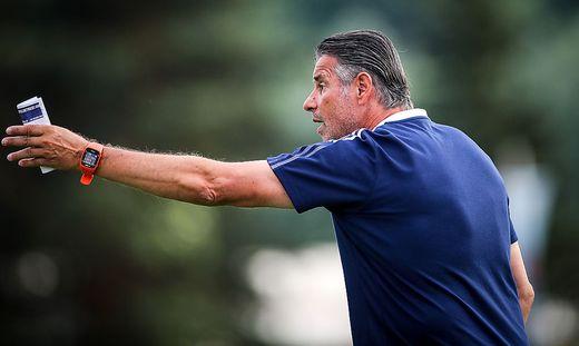 SOCCER - OEFB Cup, Bad Gleichenberg vs Hartberg