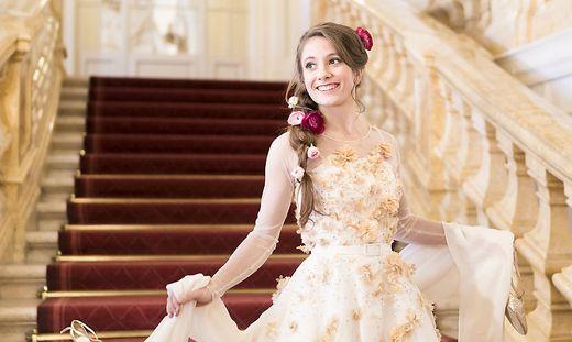 Tänzerin Lucie Horná wird als Cinderella in der Oper Graz ihren Prinzen finden