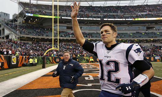 Tom Brady und die New England Patriosts gehen getrennte Wege