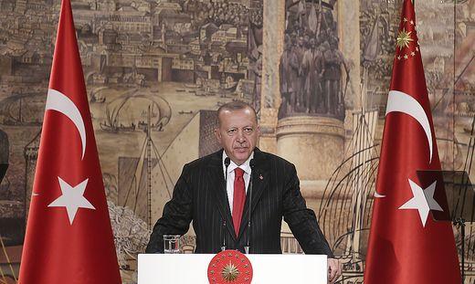 Waffenpause: Erdogan kann sich vorerst als Gewinner fühlen