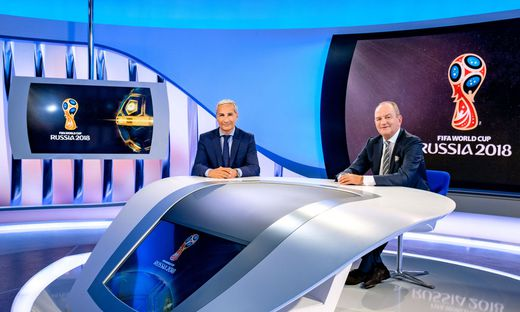 Die Fuszball-WM 2018 im ORF