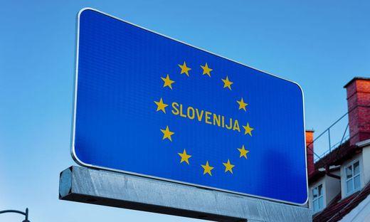 Nova Gorica liegt in Slowenien, Gorizia in Italien