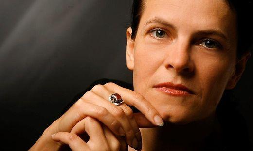 Tänzerin, Schauspielerin und Regisseurin Klaudia Reichenbacher