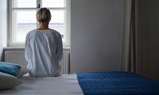 Die Zahl der Depressionen nimmt auch in Kärnten zu (Symbolfoto)