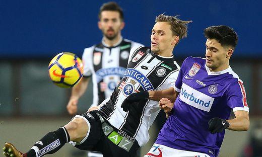 FUSSBALL: TIPICO-BUNDESLIGA / FK AUSTRIA WIEN - SK PUNTIGAMMER STURM GRAZ