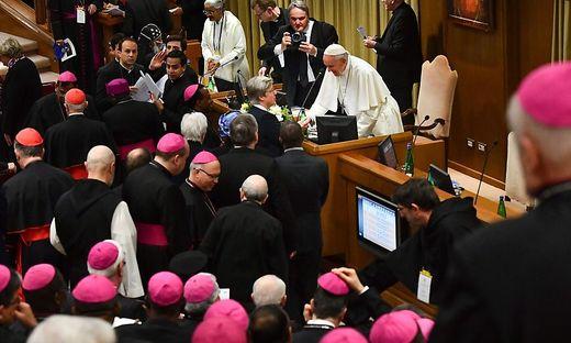 VATICAN-RELIGION-POPE-CHILDREN-ASSAULT-SUMMIT