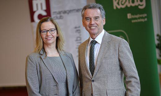 Eva Eggeling, KI4LIFE, Gottfried Wulz, managementclub