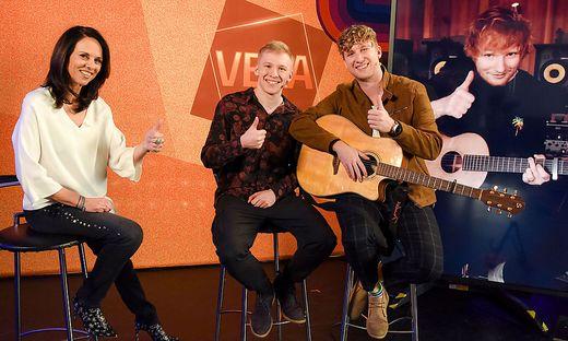 Vera Russwurm, Brofaction, Ed Sheeran