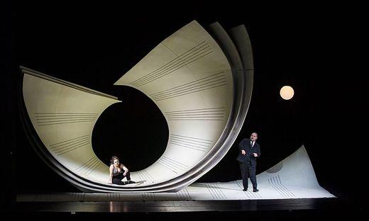Premiere von Gioacchino Rossinis Der Barbier von Sevilla