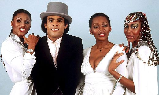GERMANY BONEY M.
