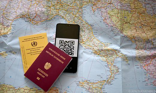 Der Grüne Pass soll nun eine Woche später starten