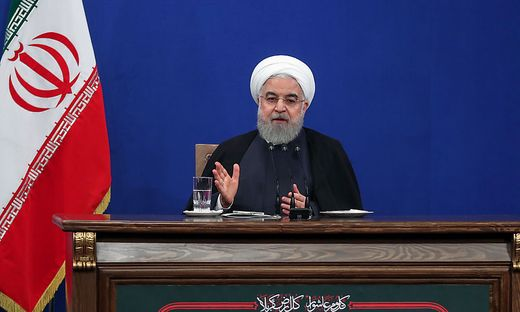 Irans Präsident Rouhani