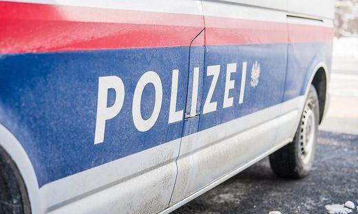 Die Polizei konnte die mutmaßlichen Steinewerfer rasch ausforschen