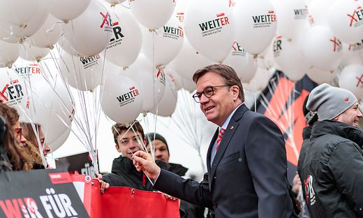 FERNSEH-PRESSESTUNDE ORF: 'DISKUSSION DER SPITZENKANDIDATEN ZUR TIROLER LANDTAGSWAHL': PLATTER