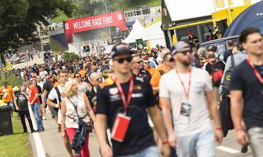 Fans sind heuer wieder zugelassen, beim Juli-Rennen sogar uneingeschränkt