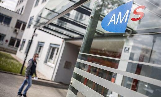 Sujetfotos AMS Arbeitsmarktservice Klagenfurt Mai 2020