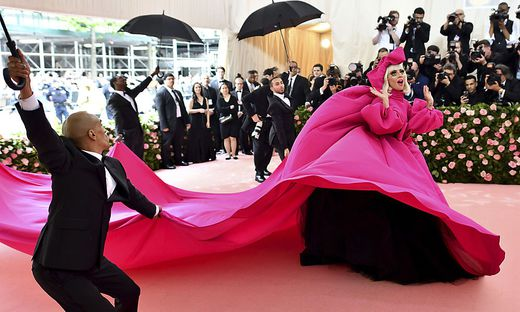 Lady Gaga hatte bei der letzten Met-Gala gleich mehrere große Auftritte