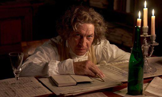 Dreharbeiten - Louis van Beethoven
