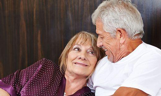 Sex im Alter - kein Tabu