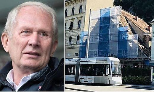 Rennlegende Helmut Marko richtet Haus zum Hotel her