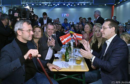 Philippa Strache soll bei Nationalratswahl antreten