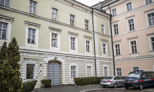 Die Frau wurde in die Justizanstalt Klagenfurt eingeliefert