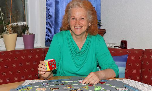 Ingeborg Wertl aus Feldkirchen ist seit zwei Jahrzehnten Teil des Besuchsdienstes der Caritas