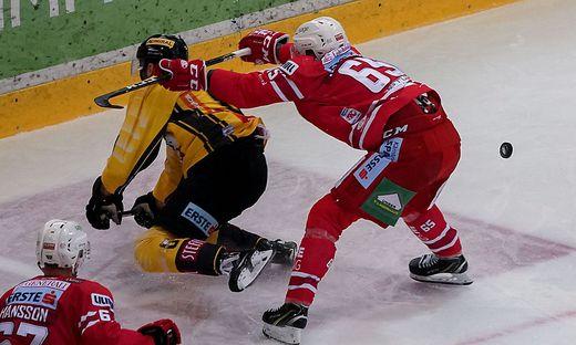 Eishockey, Vienna Capitals - KAC