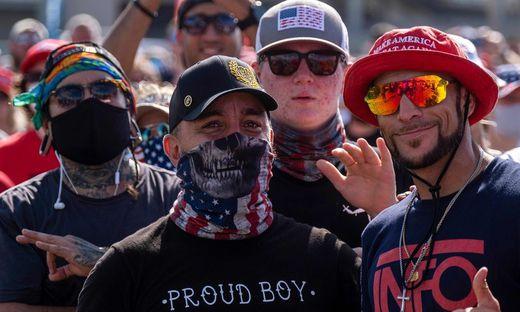 Trump holds rally in battleground Florida