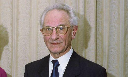 Professor Franz Zeilinger