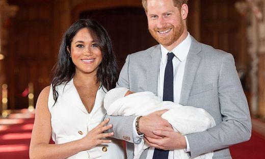 Meghan, Archie und Harry reisen nach Südafrika