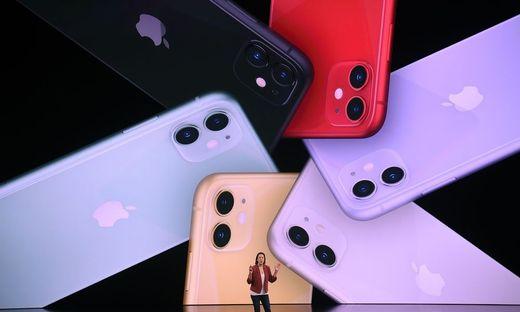Apple verkauft das iPhone 11 ab 799 Euro