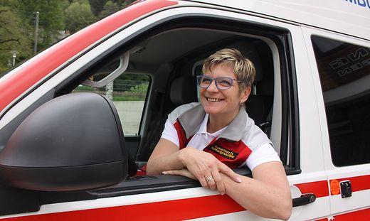 Christiane Rusterholz kann auf fünf Haupt- und rund 60 Ehrenamtliche zurückgreifen